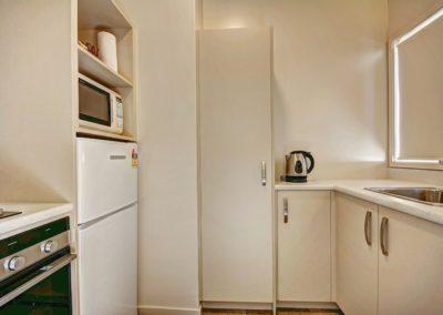 Superior View 1 Bedroom Kitchen