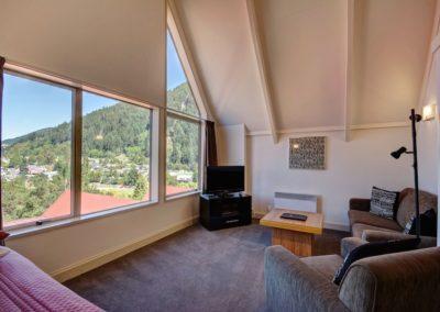 Superior View 1 Bedroom Lounge